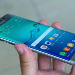 Samsung Galaxy S6 Edge Plus Hands On