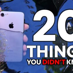 iPhone 7 - 20 Things You Didn't Know!